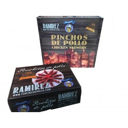Pack caja pincho + caja pinchitos frescos
