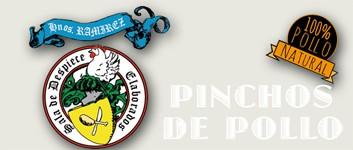 Pinchos de Pollo - C.G. Ramírez S.L.L.